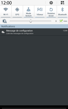 Samsung T315 Galaxy Tab 3 8-0 LTE - Internet - Configuration automatique - Étape 4
