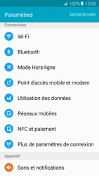 Samsung G903 Galaxy S5 Neo - Internet - configuration manuelle - Étape 7