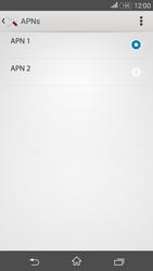Sony Xperia E4G - Internet (APN) - Como configurar a internet do seu aparelho (APN Nextel) - Etapa 17