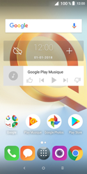 Alcatel 1X - Applications - Personnaliser l