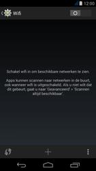 Acer Liquid Jade - WiFi en Bluetooth - Handmatig instellen - Stap 5
