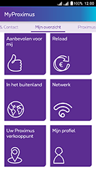 Acer Liquid Z6 Dual SIM - Applicaties - MyProximus - Stap 17