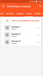 HTC U Play - Photos, vidéos, musique - Ecouter de la musique - Étape 7