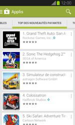 Samsung Galaxy Express - Applications - Télécharger une application - Étape 9