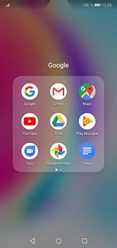 Huawei P20 Lite - E-mail - Configuration manuelle (gmail) - Étape 3