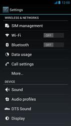 Acer Liquid E2 - Internet - Manual configuration - Step 8