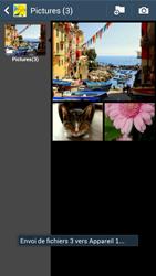 Samsung Galaxy S4 - Photos, vidéos, musique - Envoyer une photo via Bluetooth - Étape 14