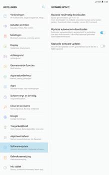 Samsung Galaxy Tab A 10.1 (T585) - Android Nougat - Software updaten - Update installeren - Stap 5