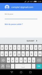 Huawei Huawei Y5 II - E-mail - Configuration manuelle (gmail) - Étape 12
