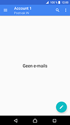 Sony xperia-x-f5121-android-nougat - E-mail - Instellingen KPNMail controleren - Stap 5