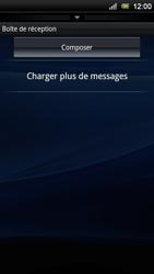 Sony Ericsson Xperia Neo V - E-mail - envoyer un e-mail - Étape 3