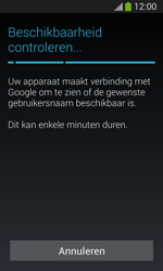 Samsung Galaxy S3 Mini VE (I8200N) - Applicaties - Account aanmaken - Stap 10