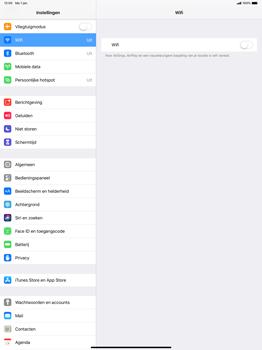 Apple ipad-pro-12-9-inch-2018-model-a1895 - WiFi - Handmatig instellen - Stap 4