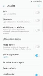 Samsung Galaxy S6 Edge - Android Nougat - Internet no telemóvel - Como ativar 4G -  5