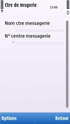 Nokia C5-03 - SMS - configuration manuelle - Étape 8