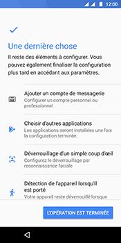 Motorola Moto G6 - Premiers pas - Configuration de l