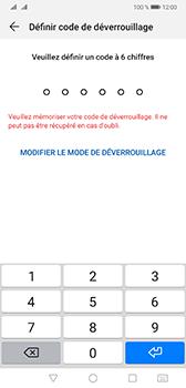 Huawei Mate 20 - Sécurité - activéz le code PIN de l'appareil - Étape 6