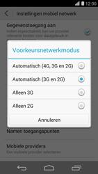 Huawei Ascend P7 - 4G instellen  - Toestel instellen voor 4G - Stap 6