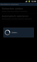 Samsung I9100 Galaxy S II - Buitenland - Bellen, sms en internet - Stap 8