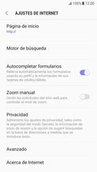 Samsung Galaxy S7 - Android Nougat - Internet - Configurar Internet - Paso 25