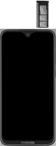Motorola Moto G7 - Primeiros passos - Como inserir o chip da Nextel no seu celular - Etapa 3