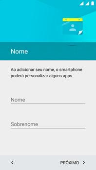 Motorola Moto X Play - Primeiros passos - Como ativar seu aparelho - Etapa 10