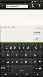 HTC One S - Contact, Appels, SMS/MMS - Envoyer un MMS - Étape 8