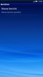 Sony Ericsson Xperia X10 - MMS - afbeeldingen verzenden - Stap 3
