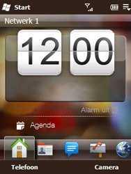 HTC T3333 Touch II - Buitenland - Bellen, sms en internet - Stap 12