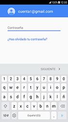 Samsung Galaxy S6 - Android Nougat - E-mail - Configurar Gmail - Paso 11