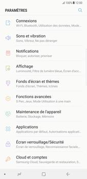 Samsung Galaxy Note 8 - Internet - Configuration manuelle - Étape 4