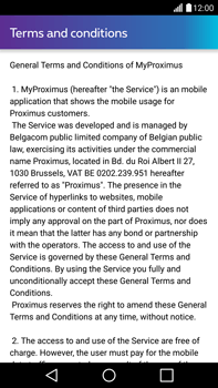 LG H815 G4 - Applications - MyProximus - Step 11