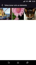 HTC One A9 - Mensajería - Escribir y enviar un mensaje multimedia - Paso 20