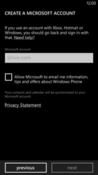 Nokia Lumia 1320 - Applications - Downloading applications - Step 12