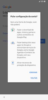 Samsung Galaxy S9 Plus - Primeiros passos - Como ativar seu aparelho - Etapa 13