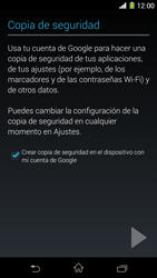 Sony Xperia Z1 - Aplicaciones - Tienda de aplicaciones - Paso 22