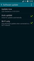 Samsung Galaxy S5 G900F - Network - Installing software updates - Step 7