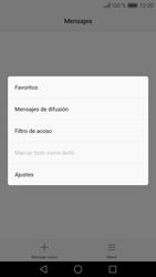 Huawei P9 Lite - Mensajería - Configurar el equipo para mensajes de texto - Paso 5