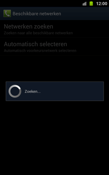 Samsung N7000 Galaxy Note - OS 4 ICS - Bellen - in het buitenland - Stap 8