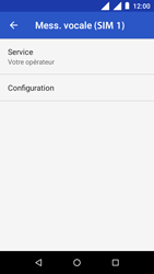 Nokia 1 - Messagerie vocale - configuration manuelle - Étape 10
