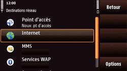Nokia N97 Mini - Internet - Configuration manuelle - Étape 6