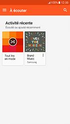 Samsung Galaxy A3 (2017) (A320) - Photos, vidéos, musique - Ecouter de la musique - Étape 6