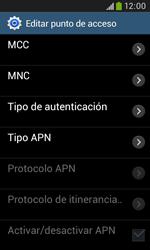 Samsung S7580 Galaxy Trend Plus - Internet - Configurar Internet - Paso 13