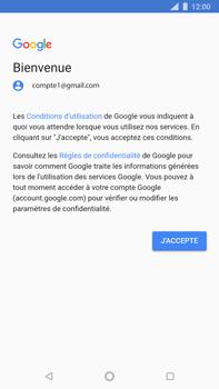 Nokia 8 Sirocco - E-mail - Configuration manuelle (gmail) - Étape 10