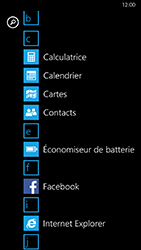 Nokia Lumia 930 - Internet - Navigation sur Internet - Étape 2