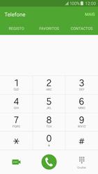Samsung Galaxy J5 - Chamadas - Como bloquear chamadas de um número -  4