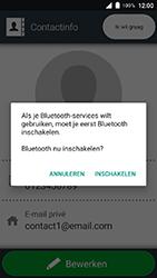 Doro 8035-model-dsb-0170 - Contacten en data - Contacten overzetten via Bluetooth - Stap 8