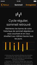 Apple iPhone SE - iOS 10 - iOS features - Coucher - Étape 10
