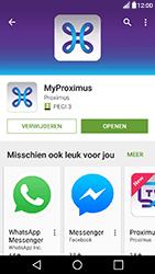 LG X Power - Applicaties - MyProximus - Stap 9