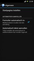 Sony Ericsson Xperia Arc met OS 4 ICS - Internet - Handmatig instellen - Stap 20